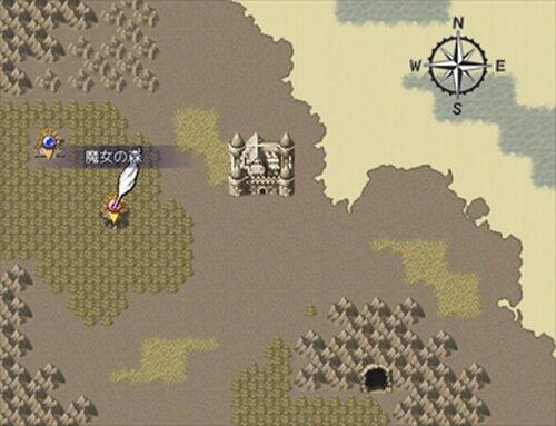 双子魔道士のおつかい Game Screen Shot3