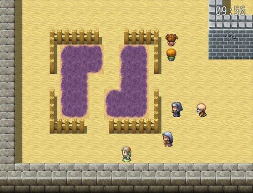 逃げろッ!リターンズ Game Screen Shot1