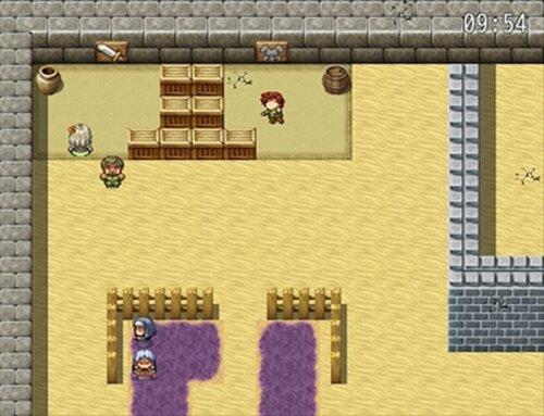 逃げろッ!リターンズ Game Screen Shot3