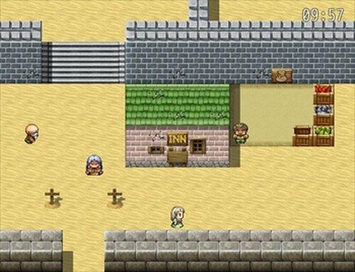 逃げろッ!リターンズ Game Screen Shots