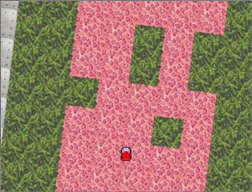 走り屋ハロルド Game Screen Shot