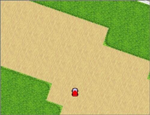 走り屋ハロルド Game Screen Shots