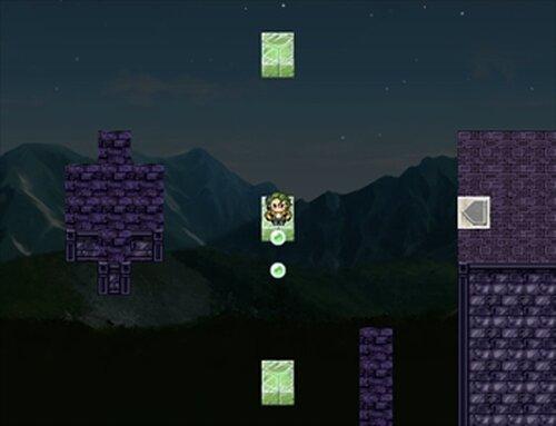 交差する ヤリとヲトメと こいもよう (とつげき少女の体験版) Game Screen Shot3