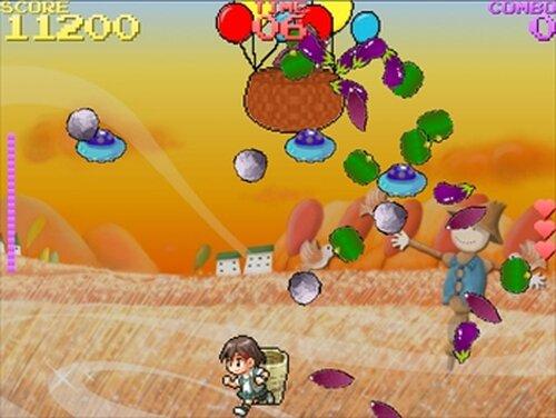 慧ちゃんの大収穫祭 Game Screen Shot4