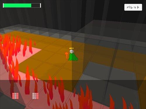 ぬりカエ Game Screen Shot4