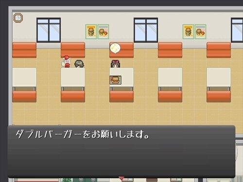 ようこそ弁造バーガーショップへ Game Screen Shot