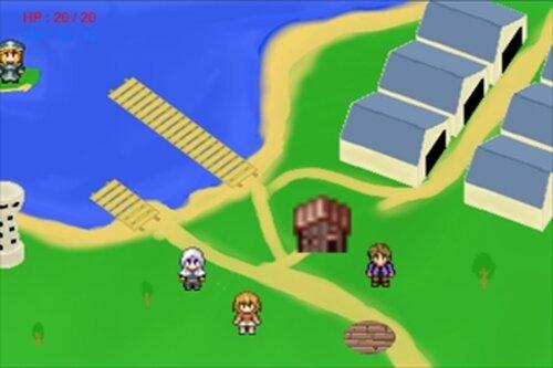 Seek the rice -魔族になってもお米が食べたい- Game Screen Shots