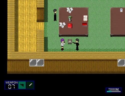 エッジアンドバレット Game Screen Shot5