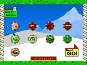 X'mas WAR Game Screen Shot3