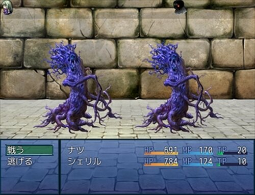 KOUDA FANTASY2 Game Screen Shots