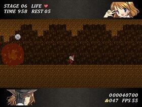 VampireBlaze2スフィンクスの王錫(リメイク) Game Screen Shot4