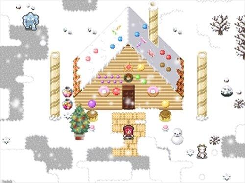 Santa Crisis ~イヴ前日の物語~ Game Screen Shots