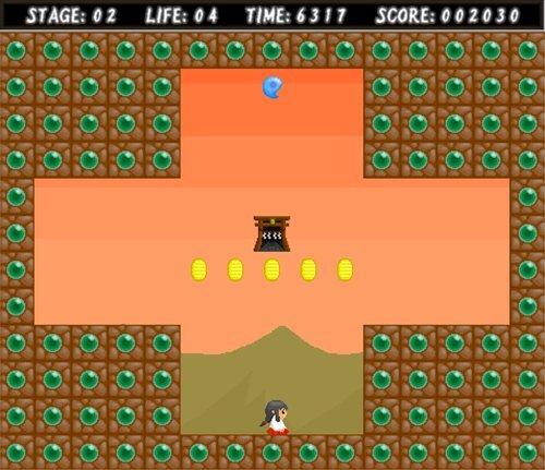 神社参りしよっ! Game Screen Shot1