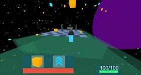 SquareWorld Version0.33 Game Screen Shot2