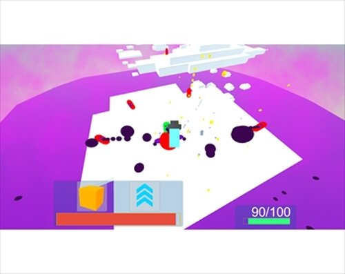 SquareWorld Version0.33 Game Screen Shots