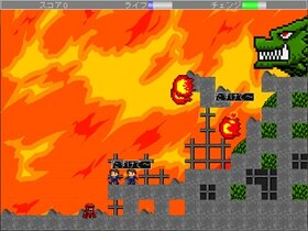 GO!GO!HERO! Game Screen Shot3
