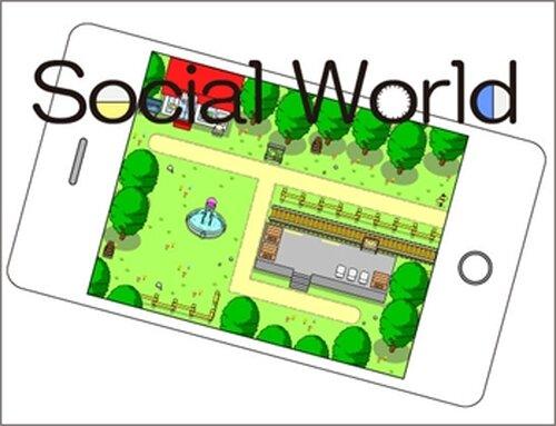 Social World Game Screen Shots