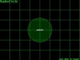 RaderCircle Game Screen Shot2