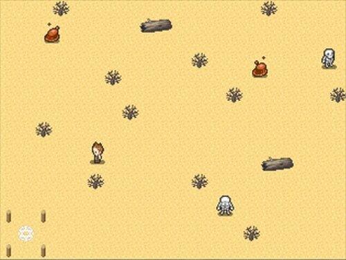 トアルユウシャノモノガタリ Game Screen Shot5