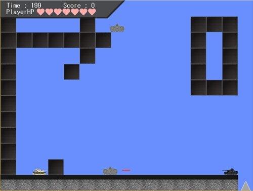 犬HAの横スクロールアクション Inuha Action Game Screen Shot1