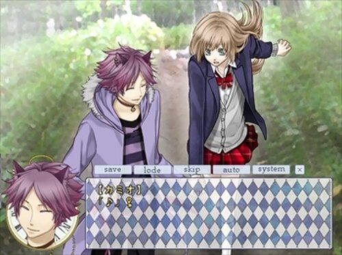 一翼のアリス Game Screen Shots