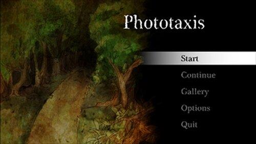 Phototaxis Game Screen Shot2