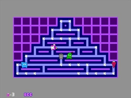 DustPanic! チリトリー Game Screen Shot3