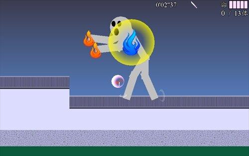 サクラぶれいど Game Screen Shot1
