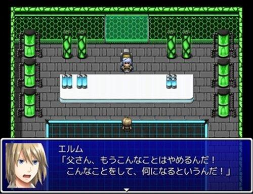 カトレアの花は散らぬ Game Screen Shot2