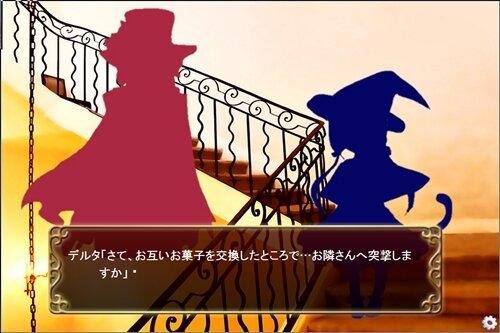 三番街ハロウィン Game Screen Shot1