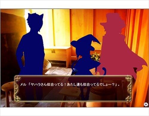 三番街ハロウィン Game Screen Shots