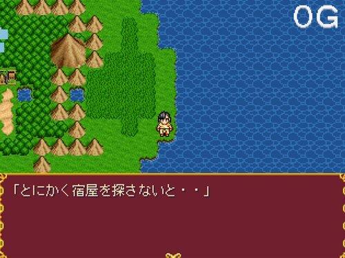 WIND OF TRAVELLER Game Screen Shot