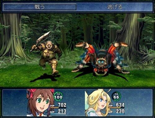 マジーとフェアの大冒険! Game Screen Shot3