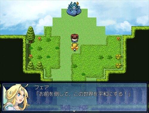 マジーとフェアの大冒険! Game Screen Shot5