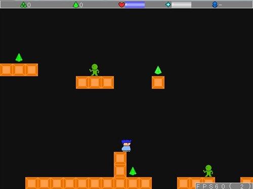 僕の大冒険日誌 Game Screen Shot