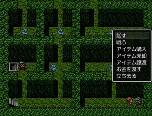 鬼畜な魔道探索 Game Screen Shot4