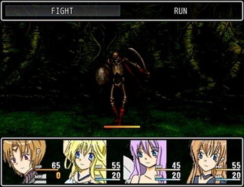 鬼畜な魔道探索 Game Screen Shots