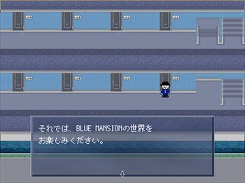 BLUE MANSION Game Screen Shot3