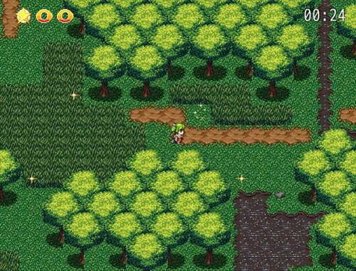 まりょくあつめっ Game Screen Shot1