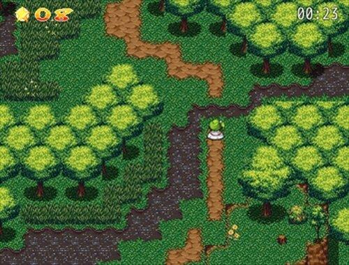 まりょくあつめっ Game Screen Shot4
