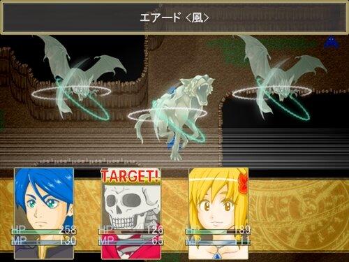 THE GOLDEN FRONTIERS:序幕 ver2.00 Game Screen Shot1
