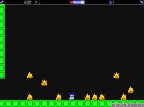 ヤシーユの大冒険 Game Screen Shot4