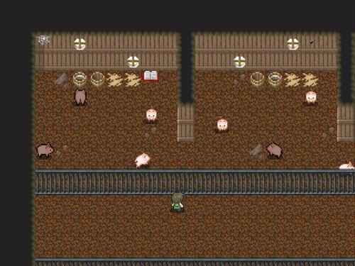 どうかこの豚に木を登る力を Game Screen Shot