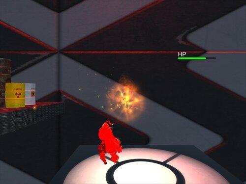 unityちゃん2.5Dアクション Game Screen Shot1