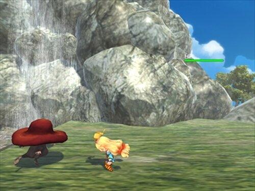 unityちゃん2.5Dアクション Game Screen Shot3