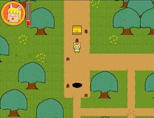 ナバナと森のラビリンス Game Screen Shot4