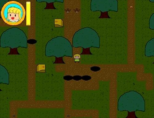 ナバナと森のラビリンス Game Screen Shot5
