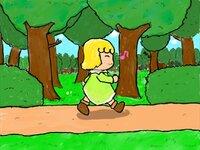 ナバナと森のラビリンス