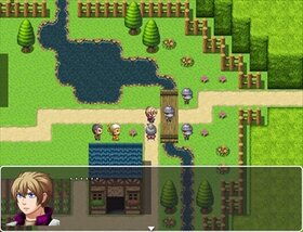 ミレーヌの村 Game Screen Shot4