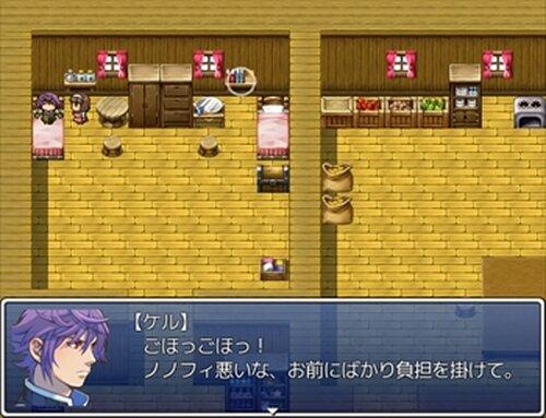 小さな物語 Game Screen Shot2